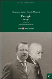 Premioquesti.it Carteggio 1893-1942 Image