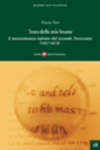 Testo delle mie brame. Il metaromanzo italiano del secondo Novecento (1957-1979)