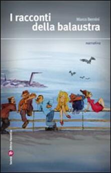 I racconti della balaustra - Marco Bernini - copertina