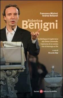Antondemarirreguera.es Roberto Benigni. Da «Berlinguer ti voglio bene» alla «Divina Commedia»: il percorso di un comico che si interroga su Dio Image