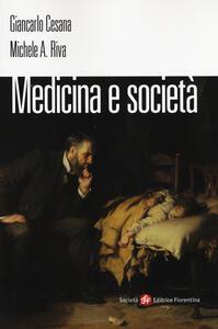 Medicina e società