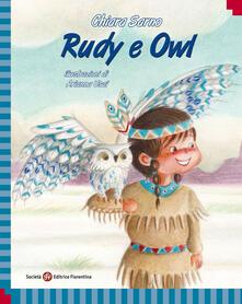 Antondemarirreguera.es Rudy e Owl. Ediz. italiana e inglese Image