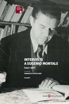 Grandtoureventi.it Interviste a Eugenio Montale (1931-1981) Image