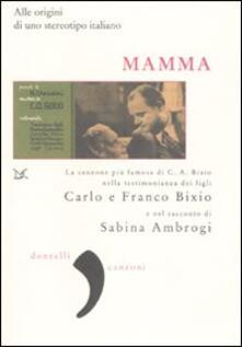 Warholgenova.it Mamma. Alle origini di uno stereotipo italiano Image
