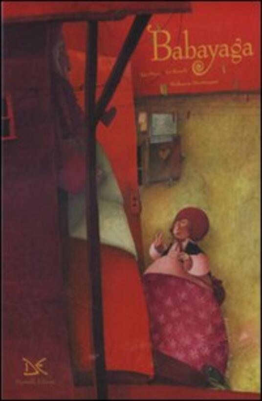 Babayaga - Tai-Marc Le Thanh,Rébecca Dautremer - copertina