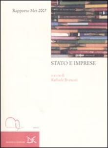 Stato e imprese - copertina