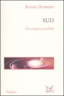 Sud. Un sogno possibile - Renato Brunetta - copertina