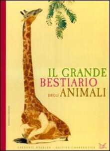 Mercatinidinataletorino.it Il grande bestiario degli animali Image