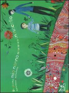Un giorno mio nonno mi ha donato un ruscello - Gaelle Perret,Aurélia Fronty - copertina