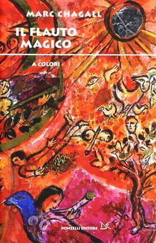 Il flauto magico a colori - Marc Chagall - copertina