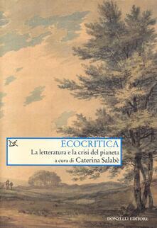 Ecocritica. La letteratura e la crisi del pianeta.pdf