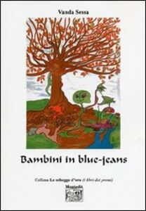Bambini in blue-jeans