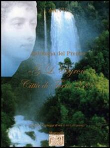 Antologia del Premio G. L. Byron 2005 - copertina