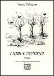 I nidi d'inverno - Franco Callegaro - copertina