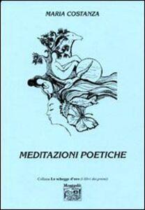 Meditazioni poetiche
