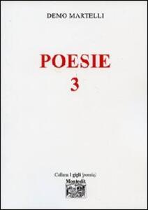 Poesie. Vol. 3