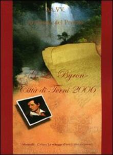Antologia del Premio G. L. Byron città di Terni 2006 - copertina