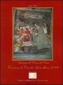 Antologia del Premio di poesia comune di Candia Lomellina 2006 - copertina