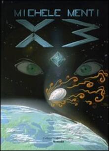 X 3 - Michele Menti - copertina