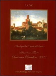 Antologia del Premio di poesia F. Moro-Sartirana Lomellina 2007