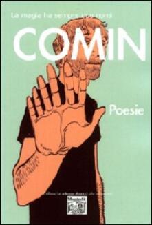 La magia ha sempre due nomi - Enzo Comin - copertina