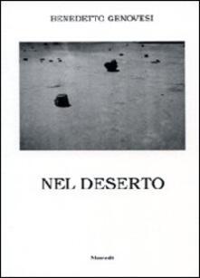 Nel deserto - Benedetto Genovesi - copertina