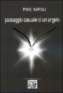 Passaggio casuale di un angelo - Pino Napoli - copertina