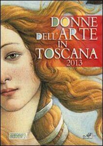 Libro Donne dell'arte in Toscana 2013