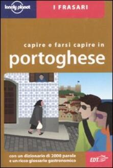 Letterarioprimopiano.it Capire e farsi capire in portoghese Image