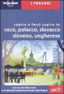 Listadelpopolo.it Capire e farsi capire in ceco, polacco, slovacco, sloveno, ungherese Image