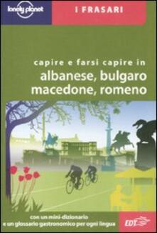 Mercatinidinataletorino.it Capire e farsi capire in albanese, bulgaro, macedone, romeno Image