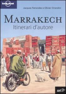 Libro Marrakech Jacques Ferrandez , Olivier Cirendini