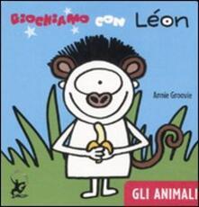 Listadelpopolo.it Giochiamo con Léon. Gli animali Image
