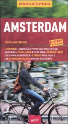 Mercatinidinataletorino.it Amsterdam. Con atlante stradale Image