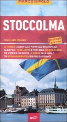 Warholgenova.it Stoccolma. Con carta estraibile Image