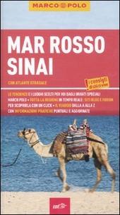 Mar Rosso, Sinai. Con atlante stradale