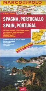 Spagna, Portogallo 1:800.000. Ediz. multilingue