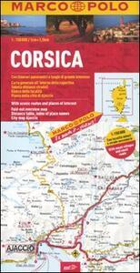 Corsica 1:150.000. Ediz. multilingue