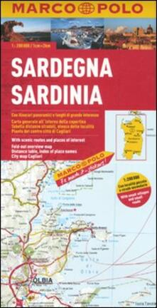 Radiospeed.it Sardegna 1:200.000. Ediz. multilingue Image