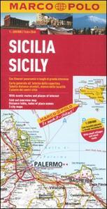 Sicilia 1:200.000. Ediz. multilingue