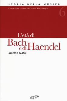 Enciclopedia della musica. Letà di Bach e di Haendel. Vol. 6.pdf