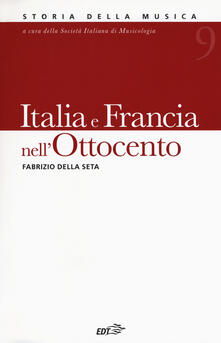 Radiospeed.it Italia e Francia nell'Ottocento. Vol. 9 Image