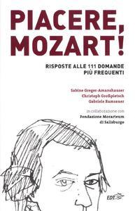 Piacere, Mozart! Risposte alle 111 domande più frequenti