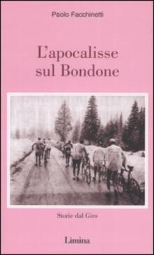 Parcoarenas.it L' apocalisse sul Bondone. Storie dal Giro Image