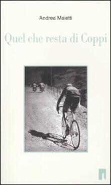 Amatigota.it Quel che resta di Coppi Image
