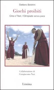 Giochi proibiti. Cina e Tibet, lOlimpiade senza pace.pdf