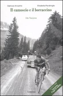 Radiospeed.it Il camoscio e il borraccino. Vito Taccone. Con DVD Image