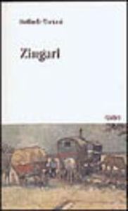 Foto Cover di Zingari, Libro di Raffaele Viviani, edito da Guida
