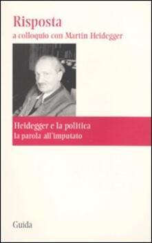 Risposta. A colloquio con Martin Heidegger.pdf
