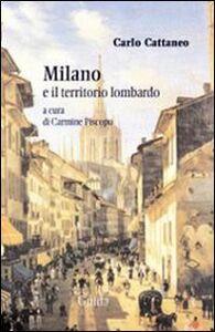 Milano e il territorio lombardo